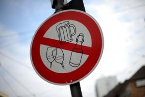 Kein Alkohol